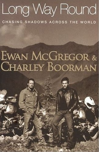 I'm not a biker girl or anything like that, and honestly I just picked up this book because I like Ewan McGregor.  But it is a surprisingly excellent read - I recommend!