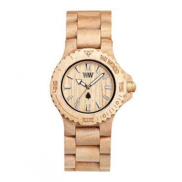 Date Watch Beige from WeWood $115