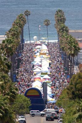 OB Street Fair and Chili Cook-off, here in our beautiful San Diego! #EpicSummerRun