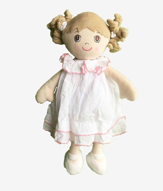 Πάνινες : Πάνινη κούκλα Nadinka C | Toy-Box.gr - Καλά Εκπαιδευτικά Παιχνίδια