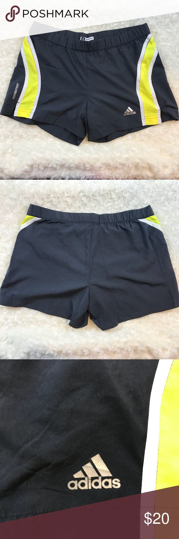 Adidas Supernova Running Shorts Great Condition Formotion/ Clima365   Thin mesh lining inside the shorts  Elastic waistband   Super comfortable to wear  Some peeling has come off the lettering (see pics)  No Modeling or Trades!!! ::88:: adidas Shorts