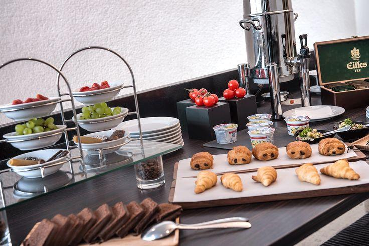 coffee break at Wyndham Garden Lahnstein Koblenz Hotel