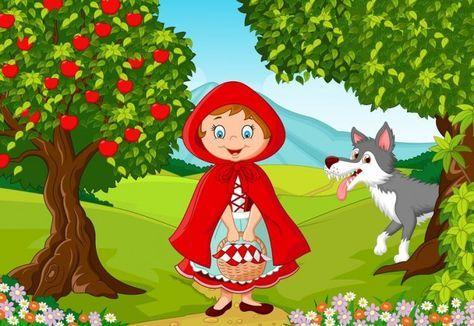 Cuento infantil: La Caperucita Roja