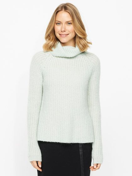 Image for Chunky Mohairroll Neck from Portmans