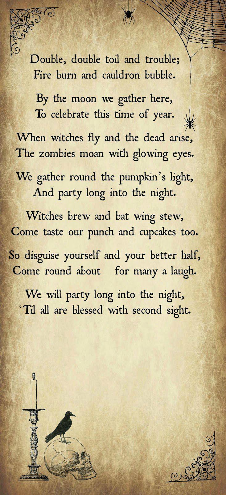 Best 25+ Halloween invitation wording ideas on Pinterest ...