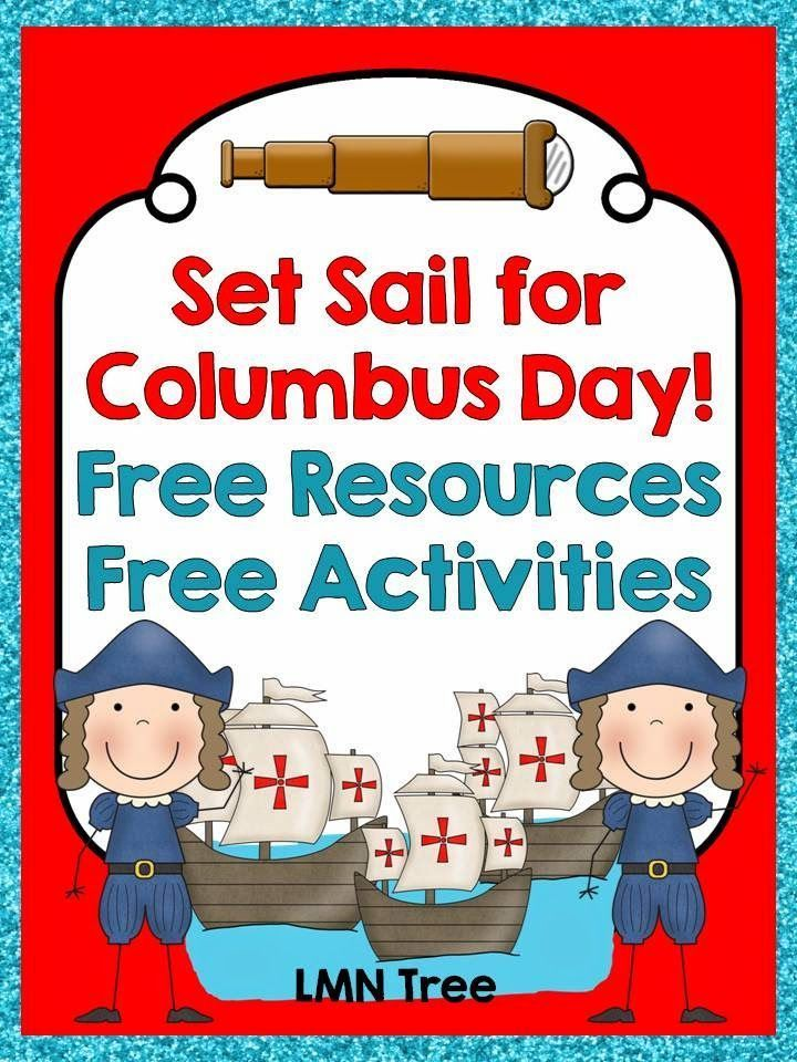 Printable Worksheets free columbus day worksheets : 10 best Christopher Columbus Theme images on Pinterest ...