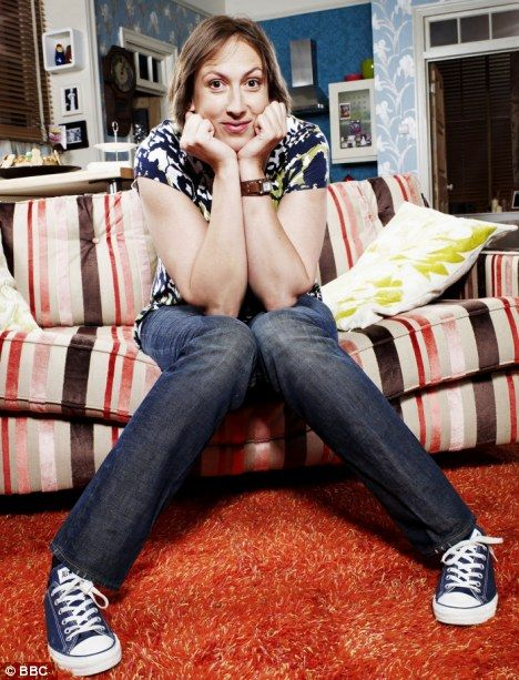 Miranda: Possibly my favourite show EVER! Can't wait for the next series