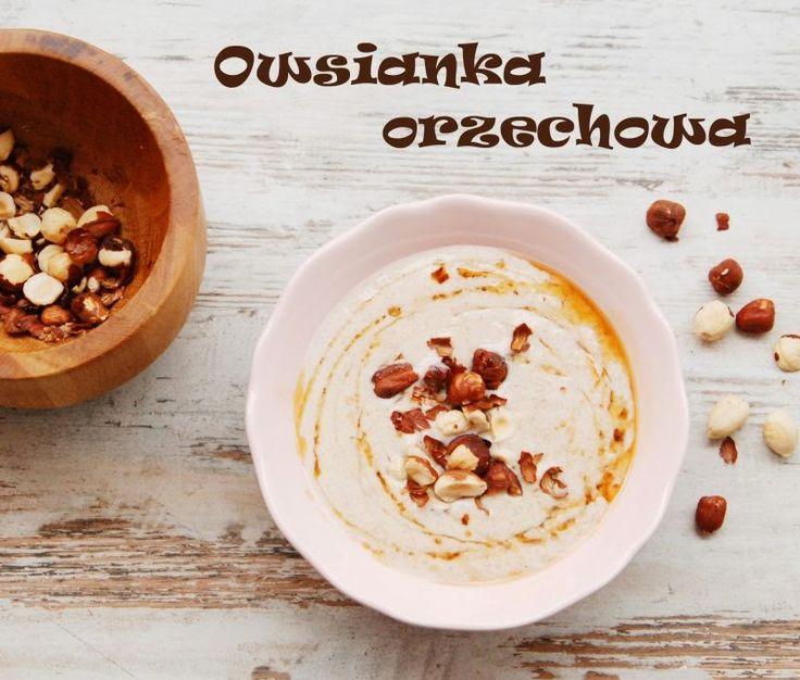 Owsianka orzechowa
