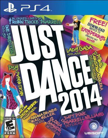 Just Dance 2014 Song List – PlayStation 4 http://www.toysnow.org/justdance Just Dance 2014 Song List  Is The Best Just Dance Track List Ever! Just Dance 2014 takes the fun to another level this year with all new ways to create the best party.  Just Dance 2014 – the sequel to Just Dance 4, the world's #1 selling dance game – is bringing all new moves with breakthrough features for every motion-control platform and over 40 of the hottest tracks! http://www.toysnow.org/justdanc