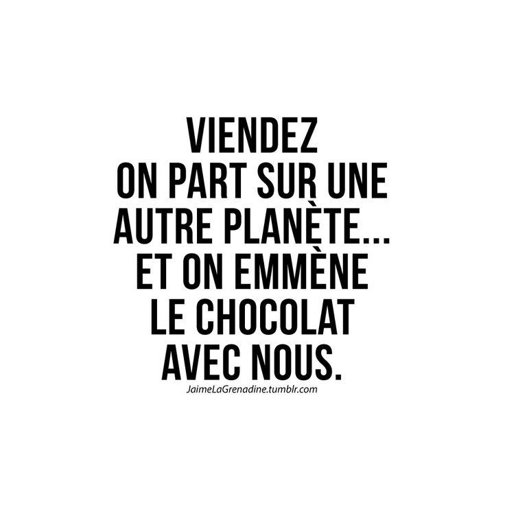 jaimelagrenadine: Viendez on part sur une autre planète… Et on emmène le chocolat avec nous - #JaimeLaGrenadine >>> https://www.facebook.com/ilovegrenadine>>> https://instagram.com/jaimelagrenadine_off