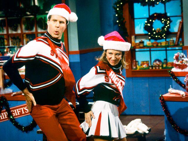 SNL Will Ferrell  cheri oteri