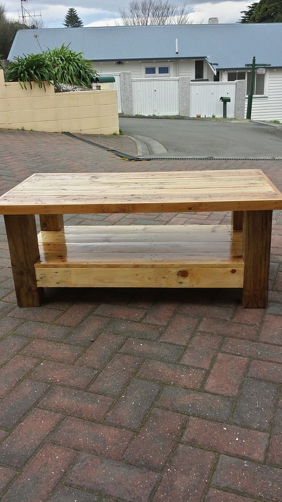 Just Another Pallet Table 866 best Pallet