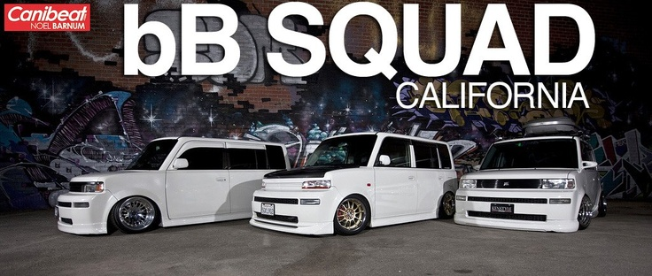Xb Bb Squad Scions Pinterest Squad Scion And Toyota