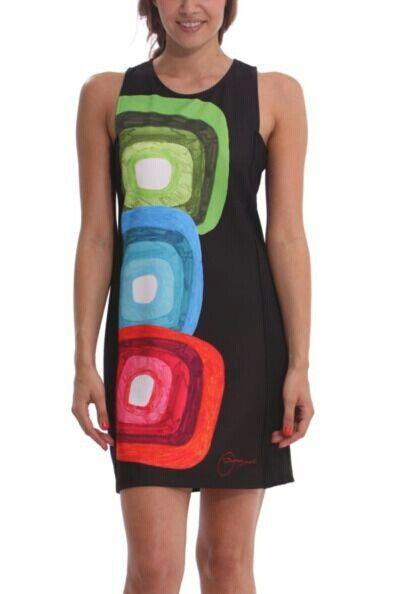 Desigual Ellenq, 41V2871 dress