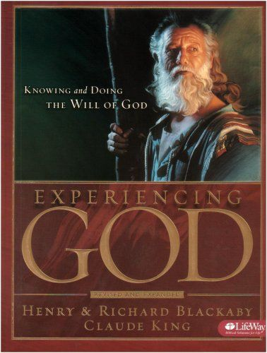 Bestseller Books Online Experiencing God (Member Book): Knowing and Doing the Will of God Henry Blackaby, Richard Blackaby, Claude King $21