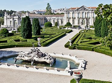 Queluz Palace, Portugal