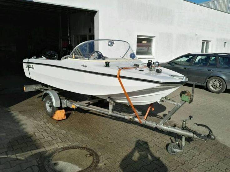 Verkaufe Restauriertes Sportboot von Hellwig mit einem 60 PS Mercury Motor und einen Neu- Gebauten...,Sportboot Hellwig mit 60PS Mercury Motor in Gelsenkirchen - Gelsenkirchen