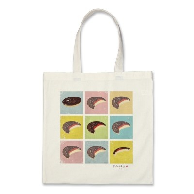 #Jaffa cake  #tote bag $9.95