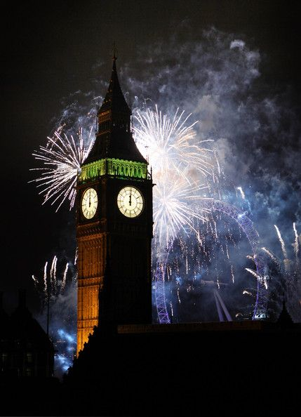 New Years Eve London