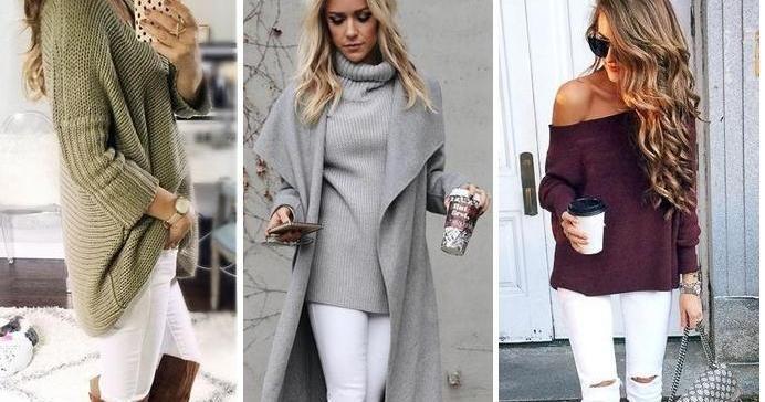 Looks con pantalones blancos para invierno, ¿a favor o en contra?