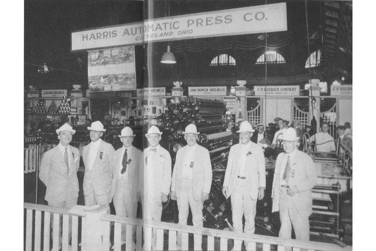 The History of Harris Corporation | Harris