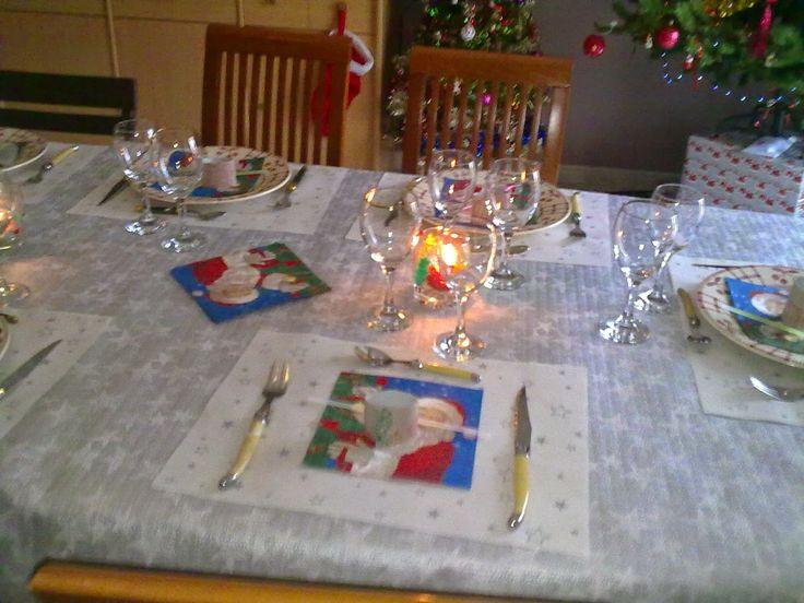 mes idees de sorties sympa: A table pour noel