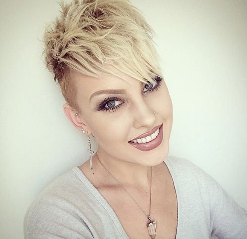 haircuts for thinning hair best 25 edgy pixie haircuts ideas on edgy 4613