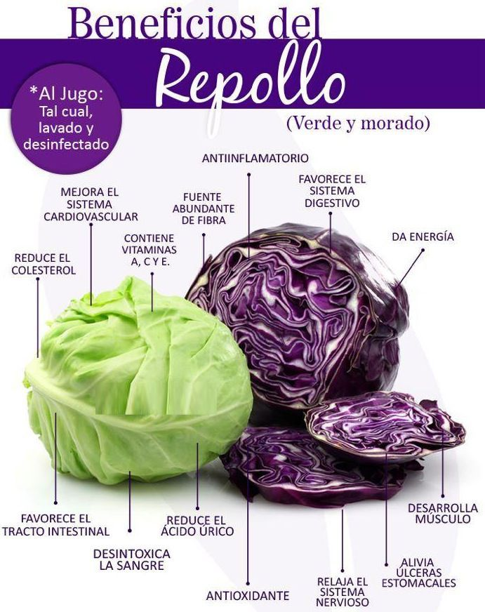 Bienestar y Salud Ecológicos: Beneficios de incluir en la dieta Col Morada