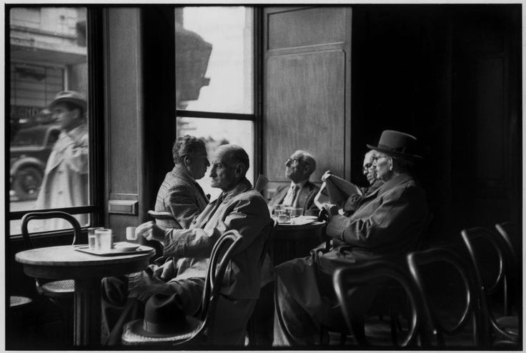 GREECE. Athens. 1953.by Henri Cartier-Bresson