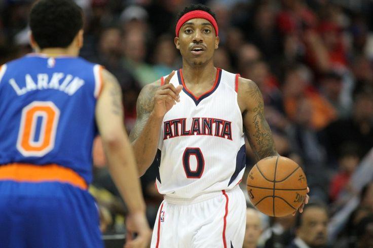 2015 NBA Playoffs - 5:30pm ET: Nets vs. Hawks, TNT Network. Brett Davis/USA TODAY Sports