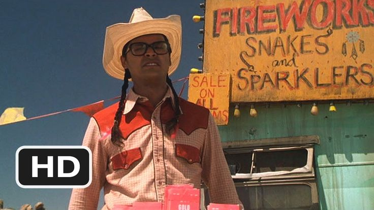 Snakes and Sparklers | Joe Dirt (2001)