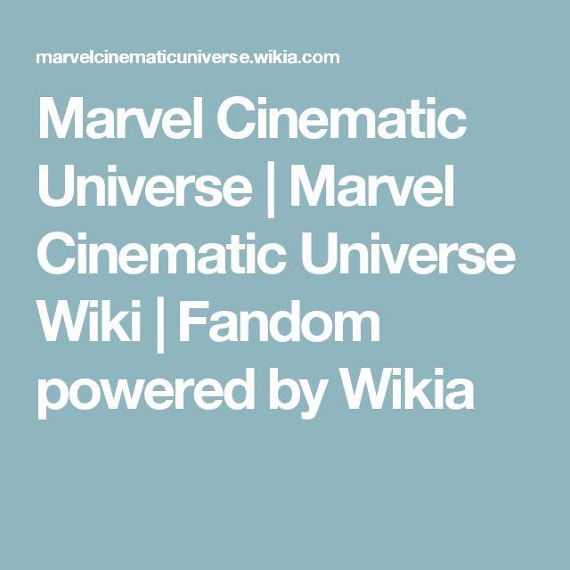 Marvel Cinematic Universe | Marvel Cinematic Universe Wiki | Fandom powered by Wikia