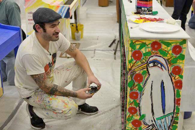 NUEVA YORK - Sing for Hope trae nuevamente sus pianos de esperanza a las calles de la ciudad de Nueva York este verano. Del 5 al 25 de junio, 60 Pianos pintados por artistas se colocarán en parques y espacios públicos de alto tráfico a través de los cinco condados de Nueva York, para que todo el mundo pueda tocar y disfrutar el arte. El pintor nicaragüense basado en Nueva York, Franck de las Mercedes, participa en el sexto aniversario del proyecto de arte público anual más grande en los…