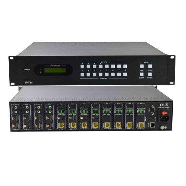 MHD88TP HDMI/TP Matrix Switcher