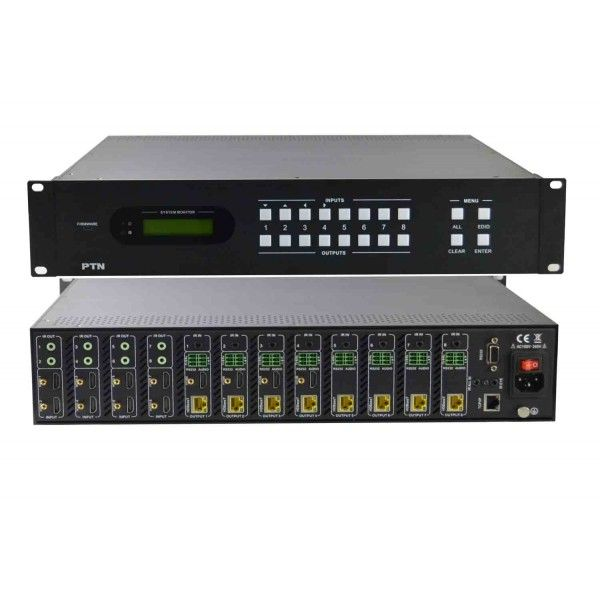 MHD88TP HDMI/TP Matrix Switcher