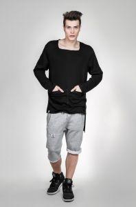 bluza FADER czarna