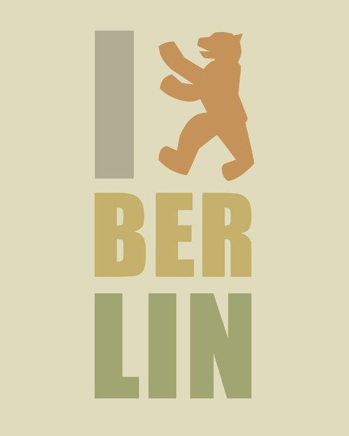 I <3 Berlin. Want to learn German with us? Check our locations: http://www.cactuslanguage.com/en/languages/german.php
