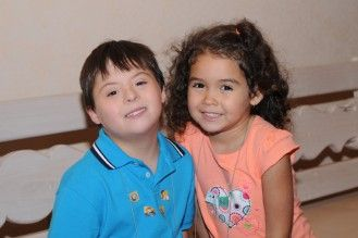 Article  Facts and FAQ About Down Syndrome Read here http://www.globaldownsyndrome.org/about-down-syndrome/facts-about-down-syndrome/