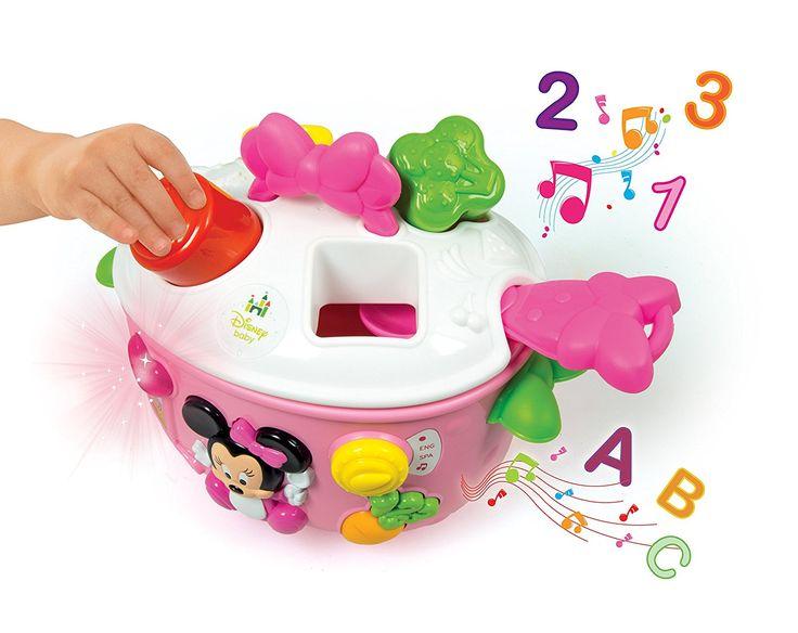 Tę zabawkę możesz kupić w sklepie www.mojulubionybohater.pl Muzyczny sorter Myszka Minnie #zabawki #Myszka #Minnie