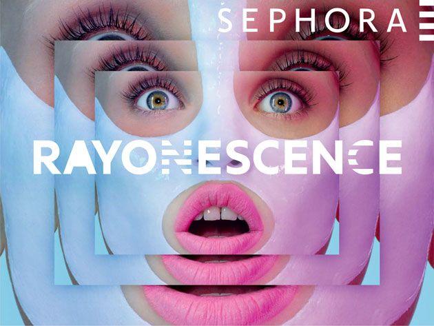 Sephora 2013 Rayonescence by BETC