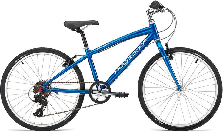 2015 RIDGEBACK Dimension 24 Ex-Display Kids Bike Blue ukbikesdepot.com