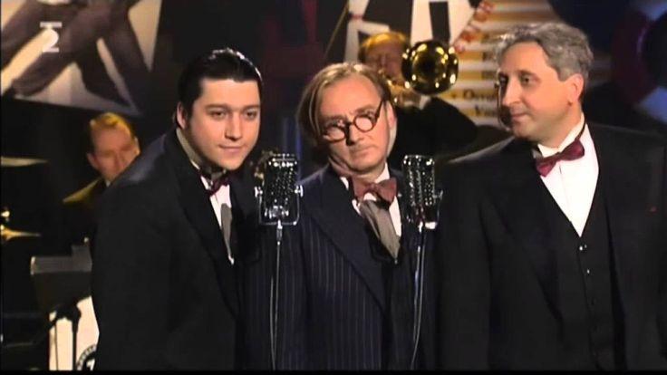 Tři strážníci - Ondřej Havelka a Melody Makers (Jiří Sládek, Michal Krása)