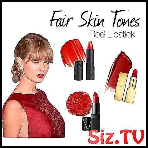 47 Ideen f  r haarfarbe blonde helle haut rote lippen haarnadeln     blonde f  r