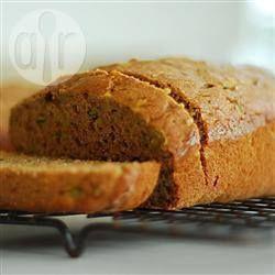 Фото рецепта: Мамин кабачковый пирог с орехами