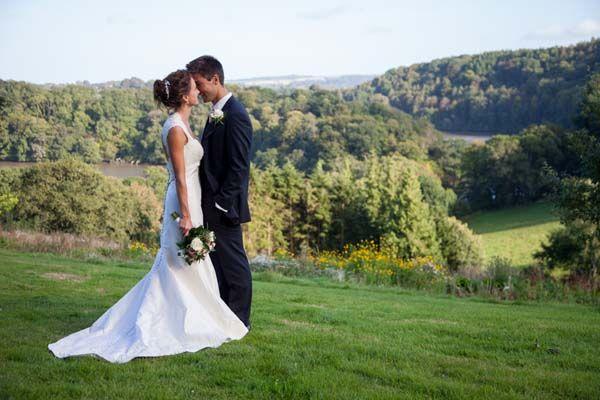 Sharpham House wedding venue Totnes, Devon