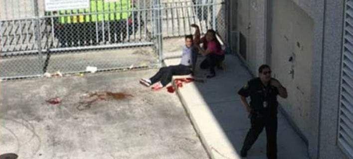 Επίθεση στο αεροδρόμιο της Φλόριντα -Πέντε νεκροί 8 τραυματίες