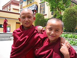 Volunteer to teach English to Buddhist monks in Nepal.