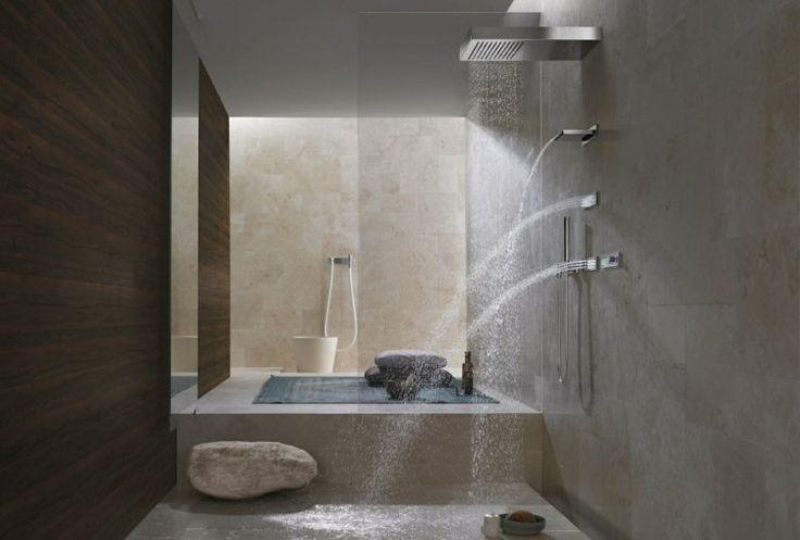 Robinet douche et baignoire moderne ou rétro en 24 idées  Design ...