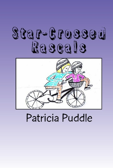 Star-Crossed Rascals is the first in my Rascals Series for reluctant readers, a slap-stick illustrated book full of fun with Pollyweena & Gertie, two mischievous seven-year-olds. Five-Star rated on Amazon, and full of fun illustrations.