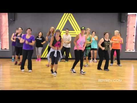 """""""Still Into You"""" by Paramore REFIT® DANCE FITNESS - YouTube"""